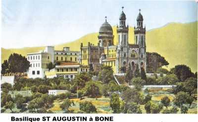 BONE - La Basilique SAINT AUGUSTIN