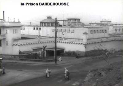 La Prison BARBEROUSSE
