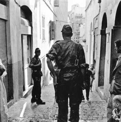 La Bataille d ALGER - 1957