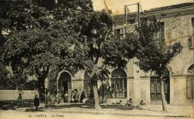 BATNA - L'ancienne POSTE