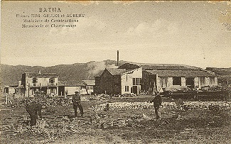 BATNA - Les MENUISERIES