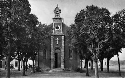 BEDEAU - L'Eglise