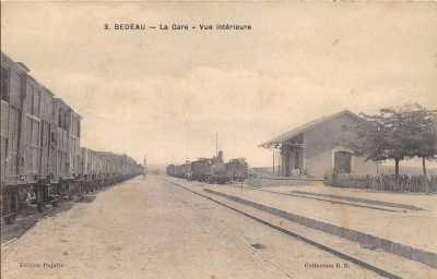 BEDEAU - La Gare