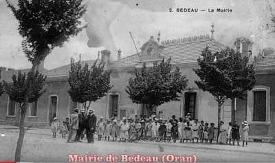 BEDEAU - La Mairie