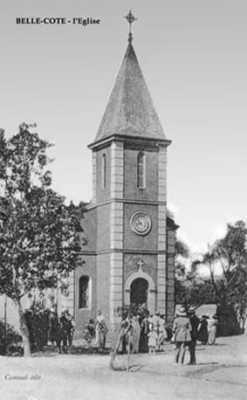 BELLE-COTE - L'Eglise