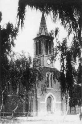 BELLEVUE - L'Eglise