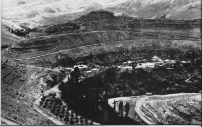 village de TABERDGA fief de Ben BOULAID