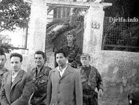 Arrestation de Larbi Ben Mhidi
