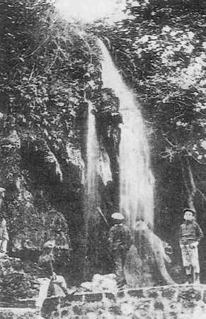 BERARD - La Cascade miraculeuse