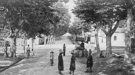 BERARD en 1902