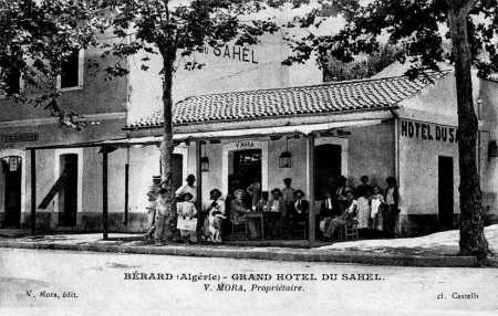 BERARD - Grand Hotel du Sahel