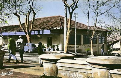 BERARD - Restaurant de la Cascade