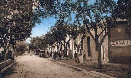 BERNELLE - La Rue Principale