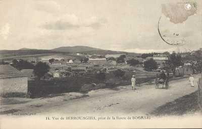 BERROUAGHIA - La route de Boghari