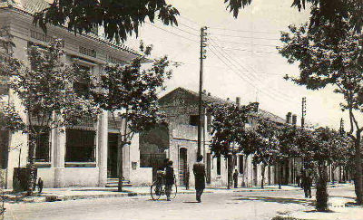 BERROUAGHIA - La Poste