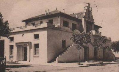 BERROUAGHIA - La Mairie