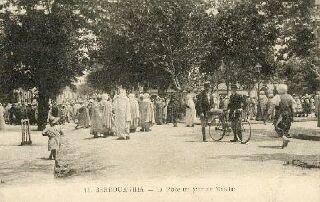 BERROUAGHIA - Centre Ville