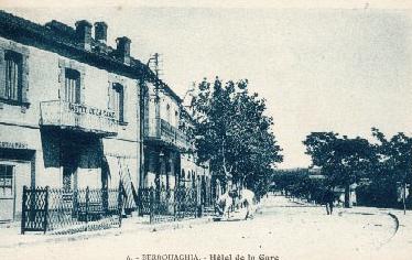 BERROUAGHIA - Hotel de la Gare