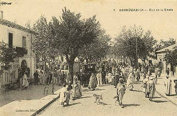 BERROUAGHIA - Rue de la Smala