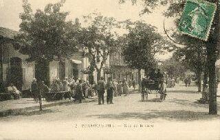 BERROUAGHIA - Rue du Centre Ville