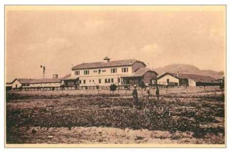 BERTEAUX  Annexe de l'Institut Agricole