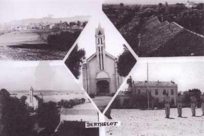 Carte Postale de BERTHELOT