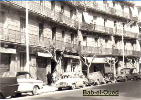 BAB-EL-OUED - photos Yves GOUPY