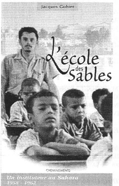 L'Ecole des Sables ---- Jacques GOHIER