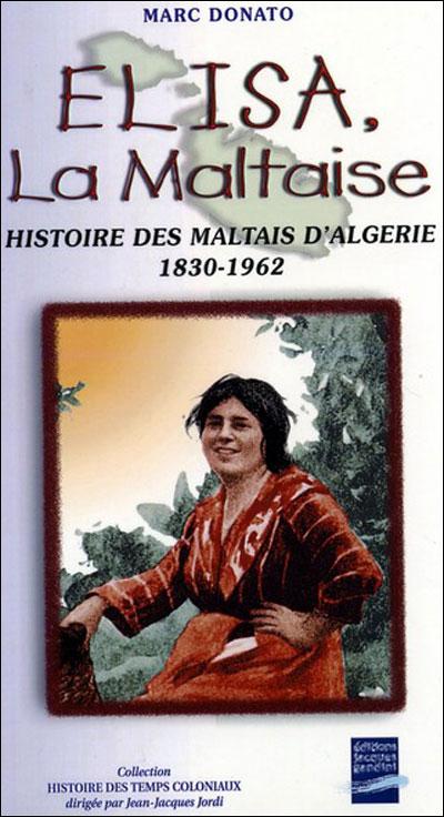 Elisa la Maltaise de Marc DONATO