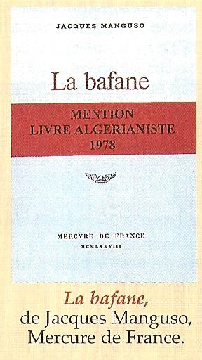 la Bafane Jacques MANGUSO