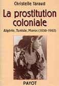 la prostitution coloniale Christelle TARAUD