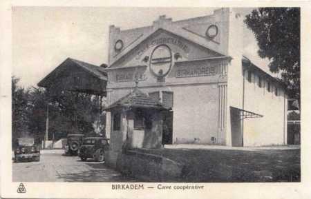 BIRKADEM - La Cave COOPERATIVE