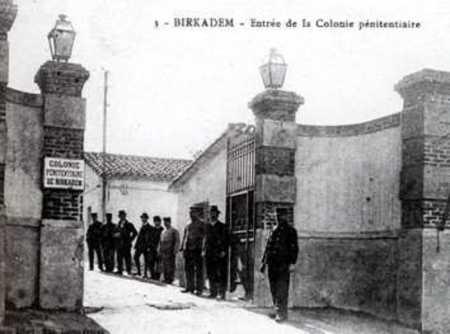BIRKADEM - La Prison