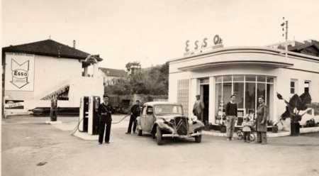 BIRKADEM - La Station ESSO