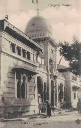 BISKRA - La Mairie