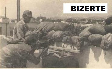 BIZERTE - Juillet 1961