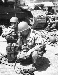 Militaires de la Base de Bizerte