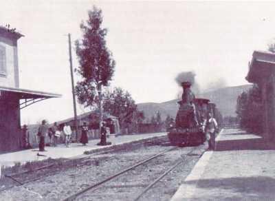 BIZOT - La Gare
