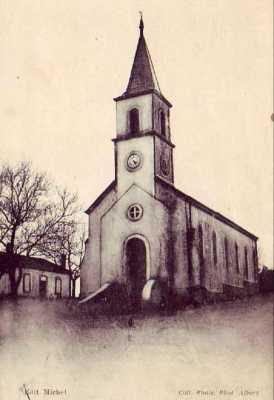 BLANDAN - L'Eglise