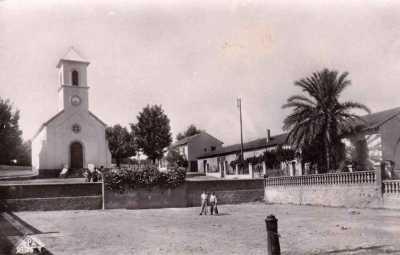 BLANDAN  L'Eglise
