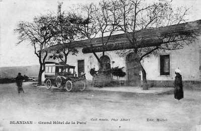 BLANDAN  L'Hotel de Paix
