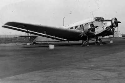 1959 -  BLIDA  - JUNKER 52