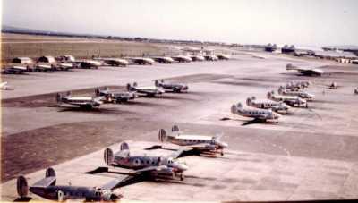 BLIDA - 1961 - Flamands et Noratlas