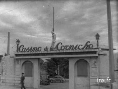 9 JUIN 1957 - CASINO DE LA CORNICHE 2