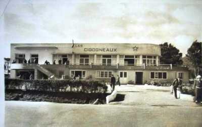 BONE - Le Centre de repos LES CIGOGNEAUX