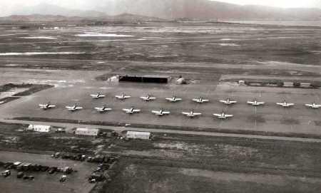 BONE - Terrain aviation - SKYRAIDERS