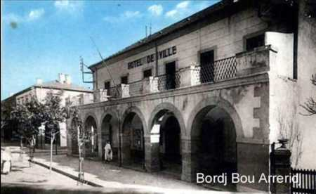BORDJ-BOU-ARRERIDJ La Mairie