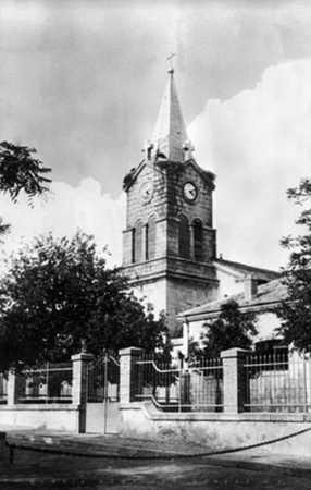 BORDJ-BOU-ARRERIDJ L'Eglise