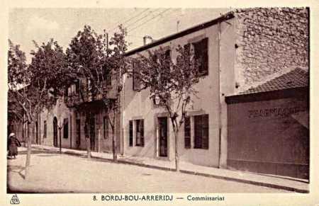 BORDJ-BOU-ARRERIDJ - Le Commissariat