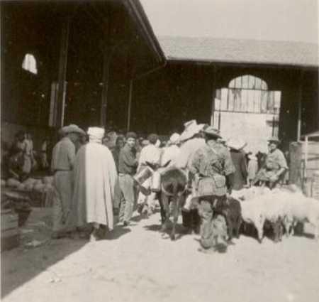 BORDJ-BOU-ARRERIDJ en 1956